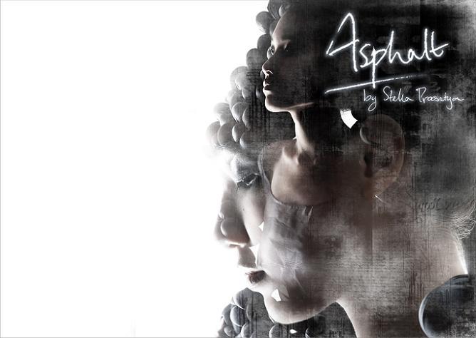 Asphalt Front by sesanob