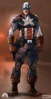 Captain America Paramount 2011