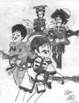 Sgt Pepper Beatles Cartoon