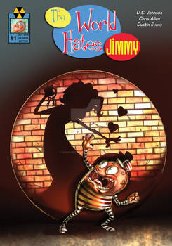 The World Hates Jimmy #1 Cover