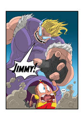 The World Hates Jimmy #1 p.20