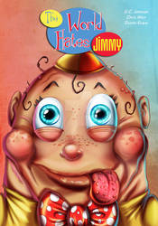 The World Hates Jimmy #2 Cover