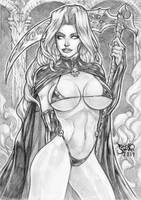 Lady Death by FABIOMETALCORE