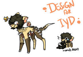 Design for Iyd! by silly-sweetness