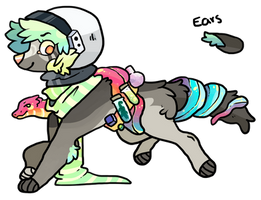 Space Baby by silly-sweetness