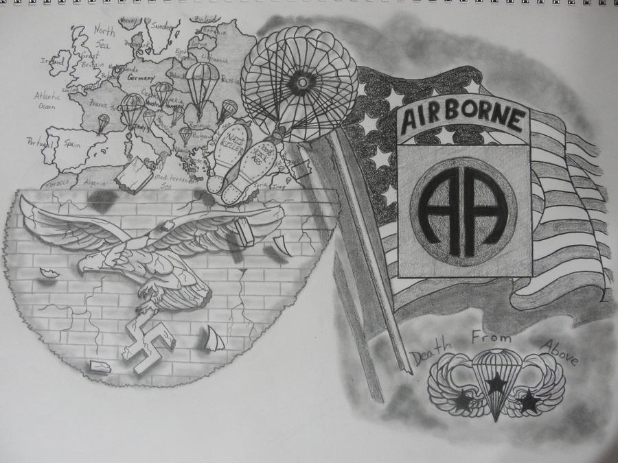 82nd Airborne Tattoo Chest – Articleblog info
