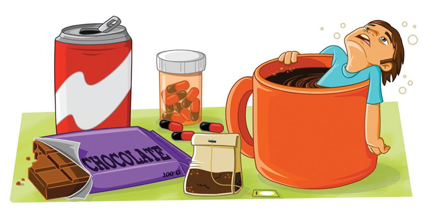 Caffeine O.D. by theKartoonKid