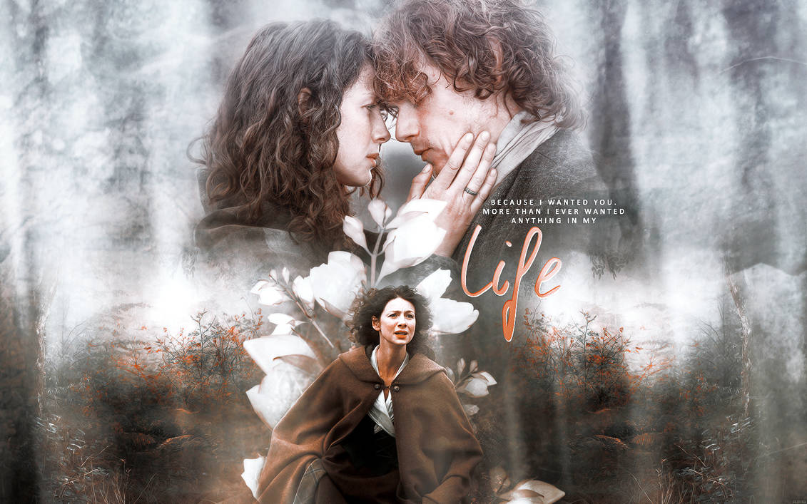 Wallpaper - Outlander by Allexia80 on