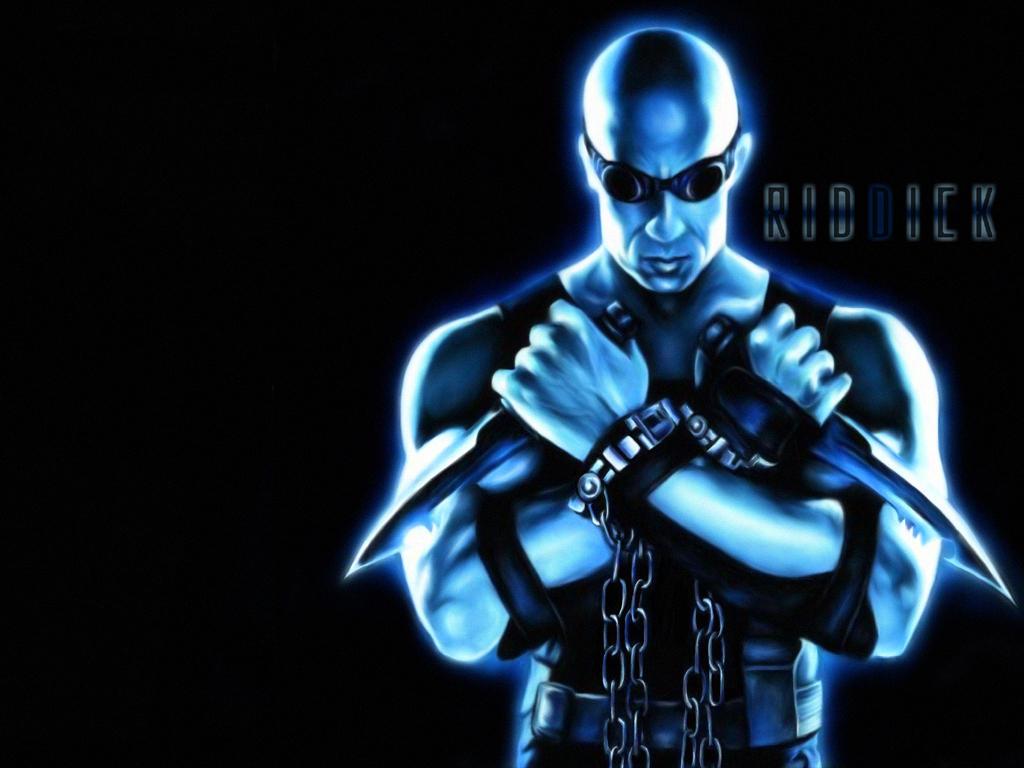 Riddick Wallpaper by demonika on DeviantArt