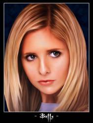 Buffy by demonika