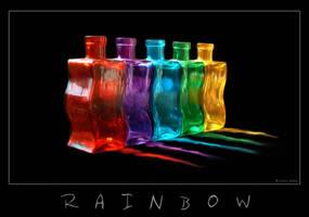 Rainbow by demonika