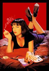 Pulp Fiction by demonika