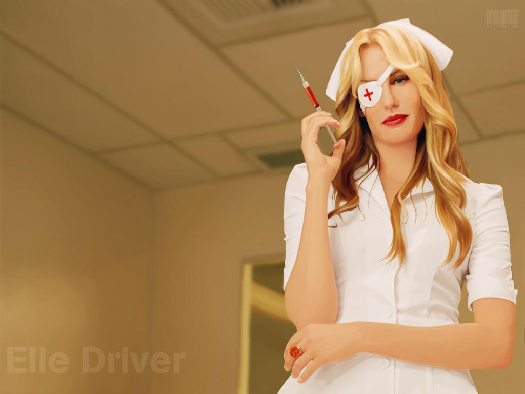Cadutopercaso... Elle_Driver___Wallpaper_by_demonika