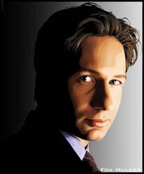 Mulder by demonika