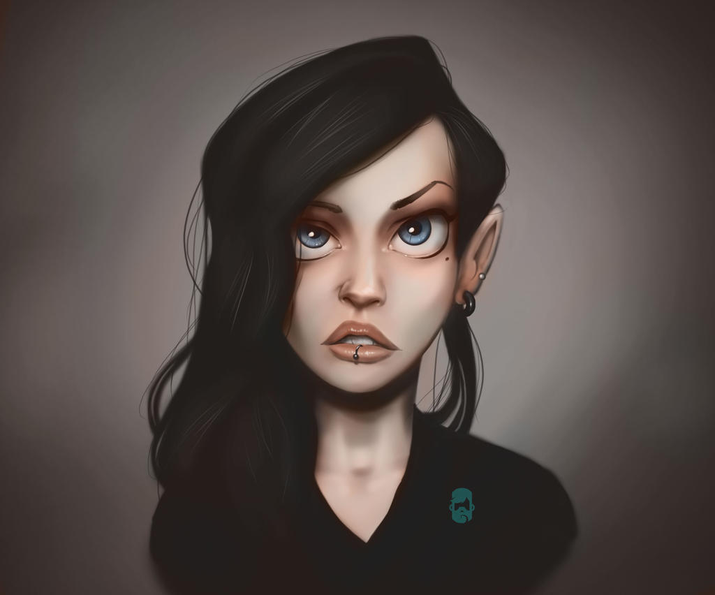 Digital Painting attempt by MattThorup on DeviantArt