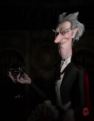 Dracula by MattThorup
