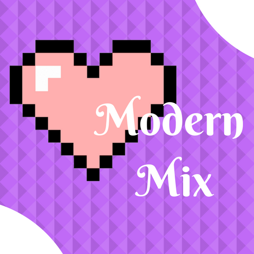 Modern Mix Logo by JiminsJams47