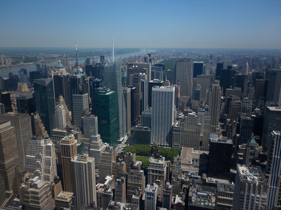 New York by Fanskuu