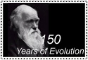 Darwin stamp by Tsiphone