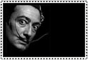 Dali stamp by Tsiphone