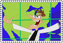 Dr. Doofenshmirtz stamp by Tsiphone