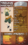 TG: Saki Aoki Profile by SublimeSalt