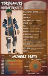 TG: Eita Uranami - Uranami Clansman by SublimeSalt