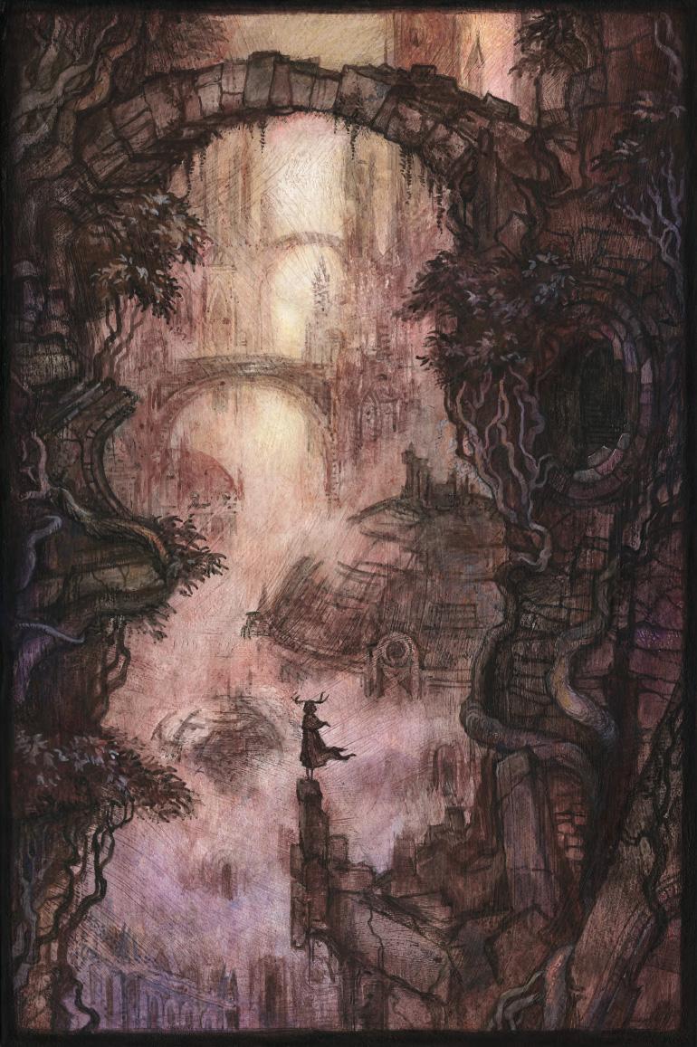 Ruins by ITM-FFF