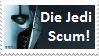 Grievous Stamp: Jedi Scum by M591