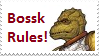 Bossk Stamp by M591