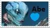 Abe Sapien Stamp by M591