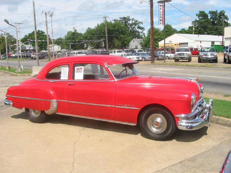 Pam, my 1950 Pontiac by ChevyRW