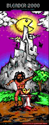 pacman ritual killing mt o