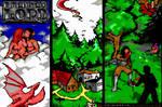 Piranhas LORD - Intro Print by bym