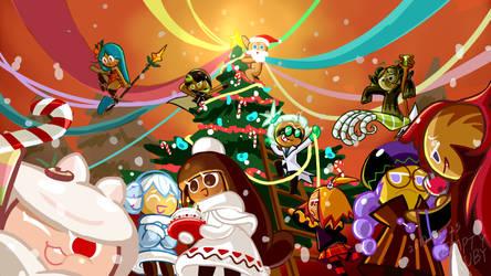 Merry Crismas by emptyruby