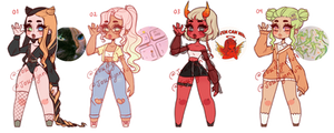 CLOSED AESTHETIC ADOPTS