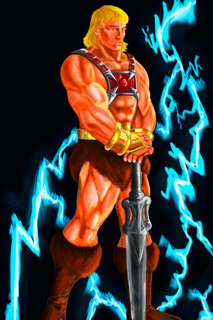 He-Man by CamposBane