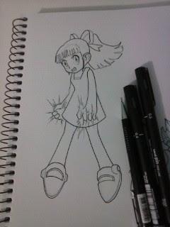 Roll sketch by CamposBane