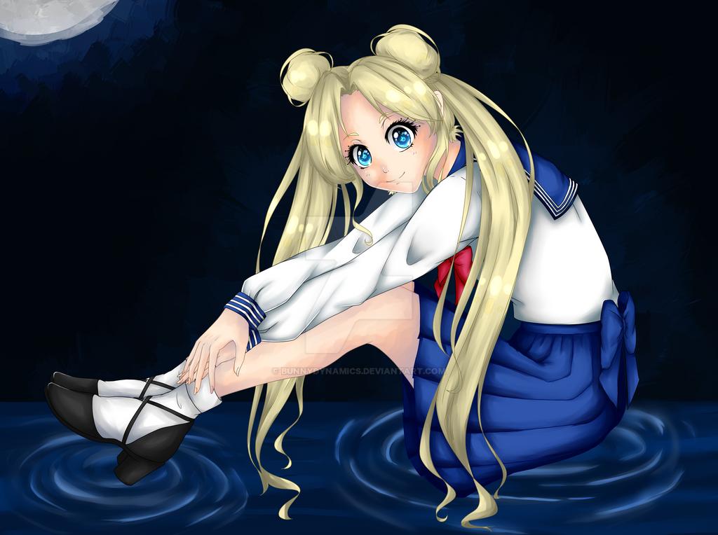 Usagi Tsukino | Sailor Moon by BunnyDynamics