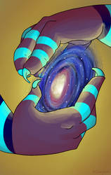 Privately Owned Spiral Galaxy by Gragaza
