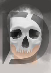 Skull Mask Watermark