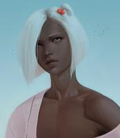Kou Moto [Commission] by neozumi