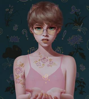 Wisheater contest entry: Adelaide Ceci [Arbiter] by neozumi