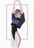 YUYA [practice] by neozumi