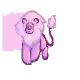 Lion Steven Universe by b1ackb100d13