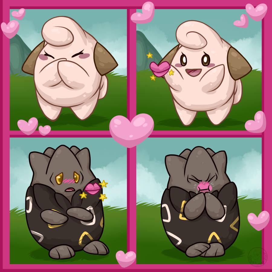 Sweet Kiss Pokemon