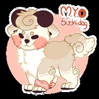 Sheep Cupcake MYO +Abel+ by Seffiron