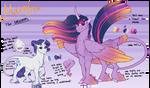 SpectraVerse, MainSix Unicorns +HC+ by Seffiron