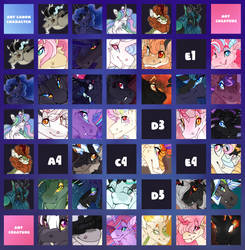 My Little Pony Shipping Grid +CLOSED+