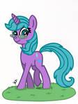 AVeryStrange OC Pony